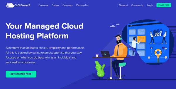 Cloudways best cheap cloud hosting